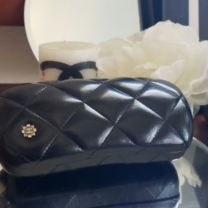 CHANEL Bags - Authentic Chanel Quilted Puffed Learher Case 100%